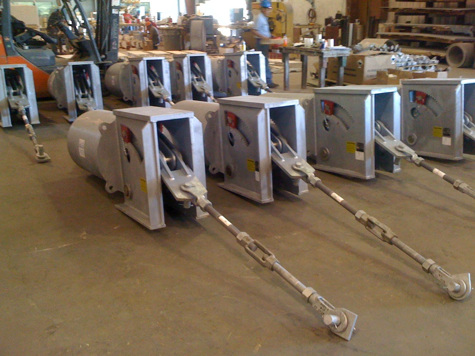 Constant Spring Supports and Hangers | Rilco Manufacturing