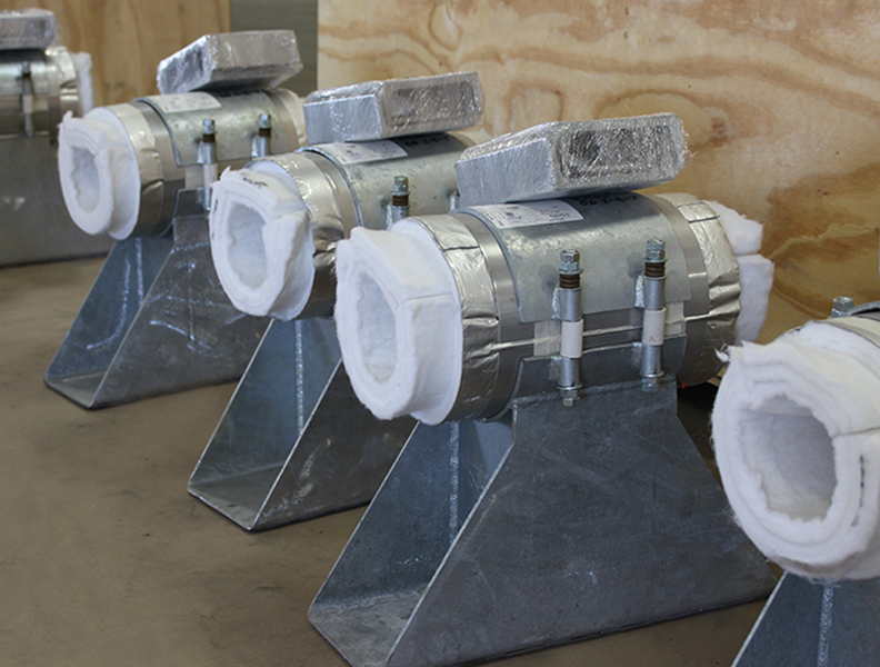 Cryowrap Pipe Supports Rilco Manufacturing Company Inc