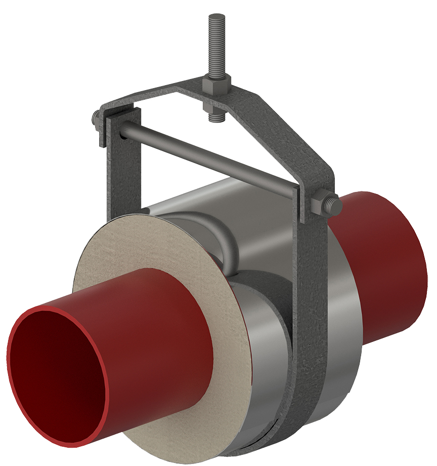 HC-1000 High Temperature Hanging Pipe Support