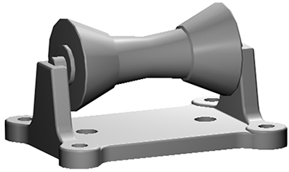 pipe roll stand