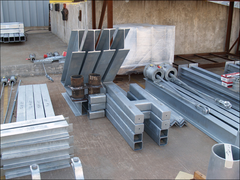 Miscellaneous Steel Fabrication
