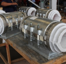 4 Inch Cryogel Pipe Supports