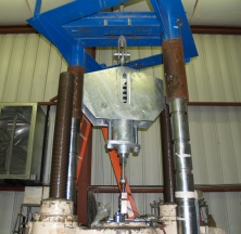 Cam Roller Constant Being Load Tested