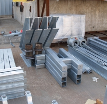 Steel Fabricated Beams