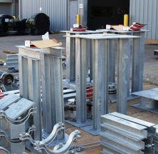 Steel Fabrication and Pipe Guides