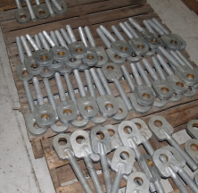 Rods with Eye Ends