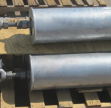 C-Type Variable Spring Assemblies with Custom Pipe Clamps