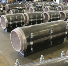 Rilco PyroWrap Pipe Supports