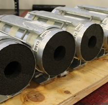 Foamglas® Pipe Shoes Being Prepared for Shipping