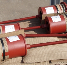 Type C Variable Spring Hangers for a Furnace Application