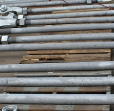 Hanger Rods and Forged Clevises