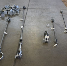 Miscellaneous Hardware Being Prepared for Shipping
