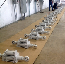 Inspecting Hydraulic Snubbers