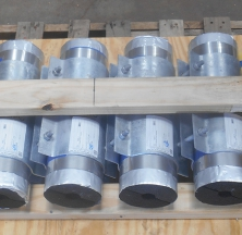 Foamglas Pipe Shoes Packed for Shipping